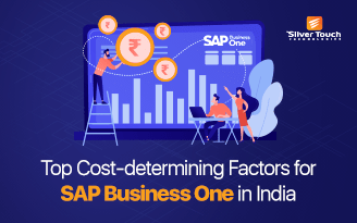 Top Cost-determining Factors for SAP Business One in India