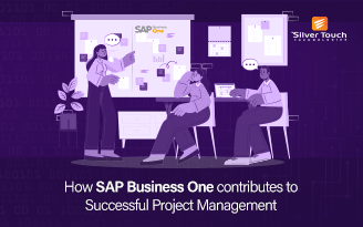 How SAP Business One contributes to Successful Project Management
